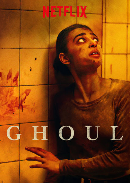 poster of Ghoul with Nida