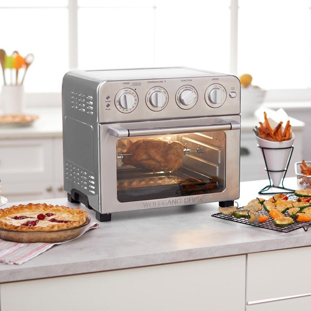 air fryer/oven with rotisserie