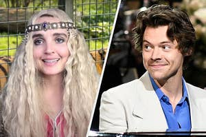 Harry styles hosting snl