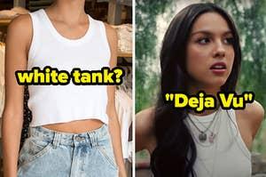 white tank? deja vu