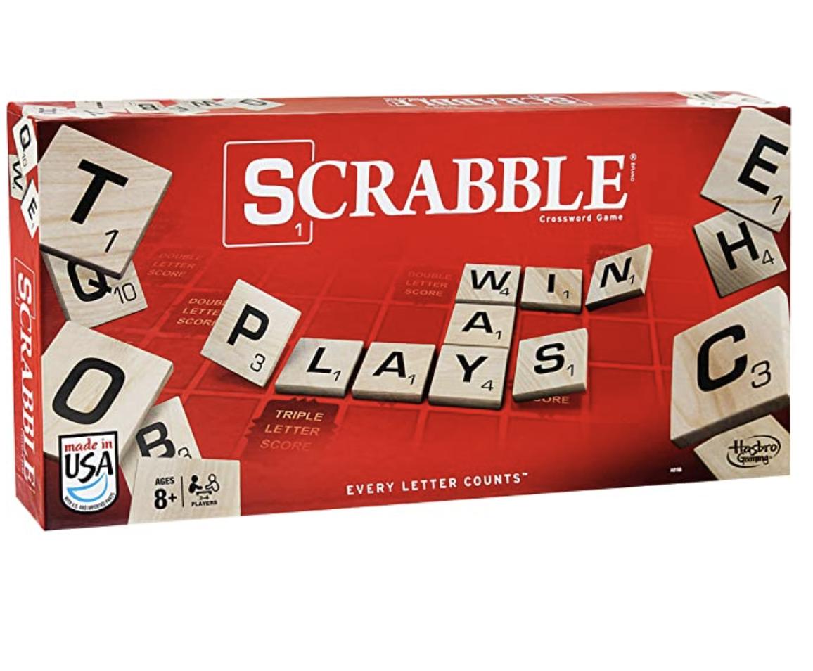 Board game Scrabble