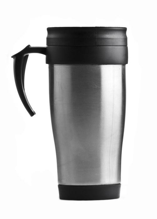 Prtable coffee mug