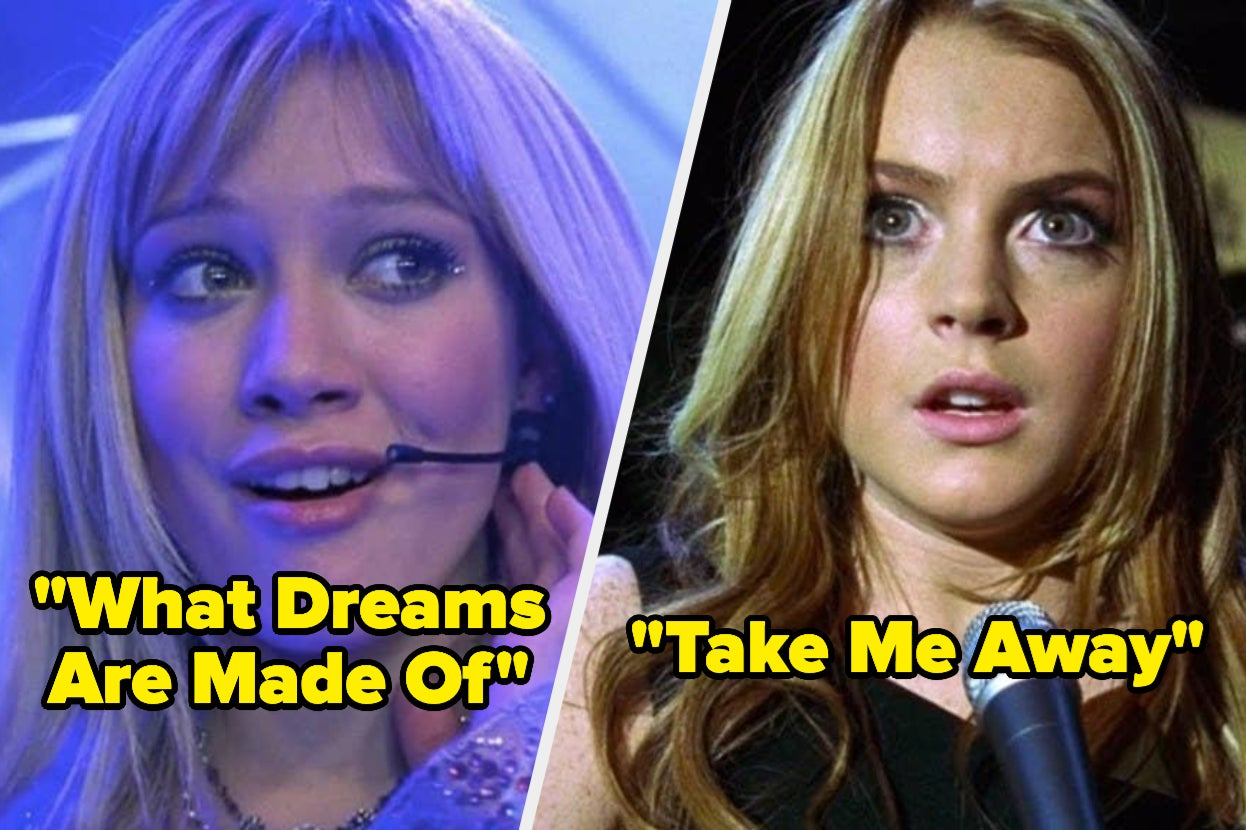 19 Songs Literally Every 2000s Girl Knows Because They Played In These Iconic Teen Movies