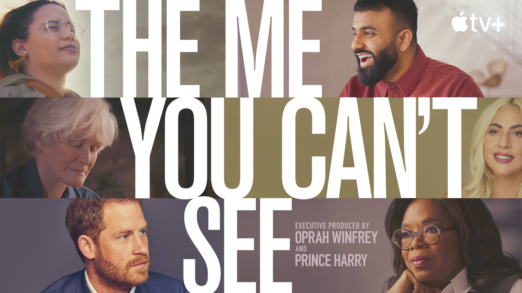 poster for the me you can't see
