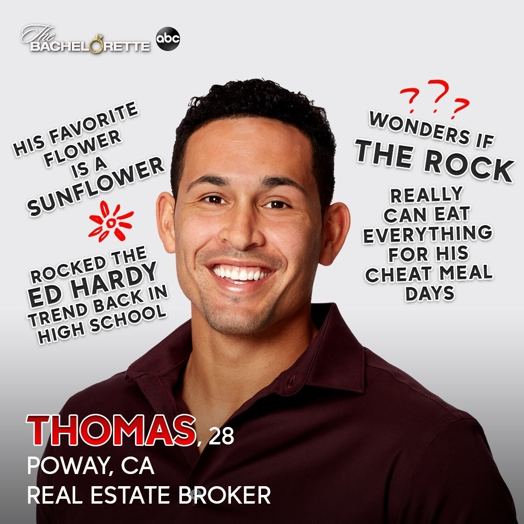A real estate broker who wonders if The Rock really can eat everything for his cheat meal days