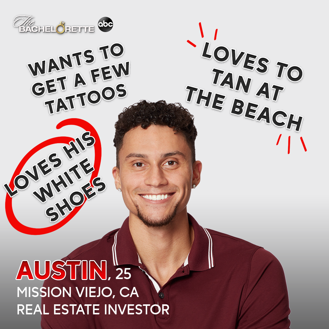 A real estate investor who loves his white shoes and tanning at the beach