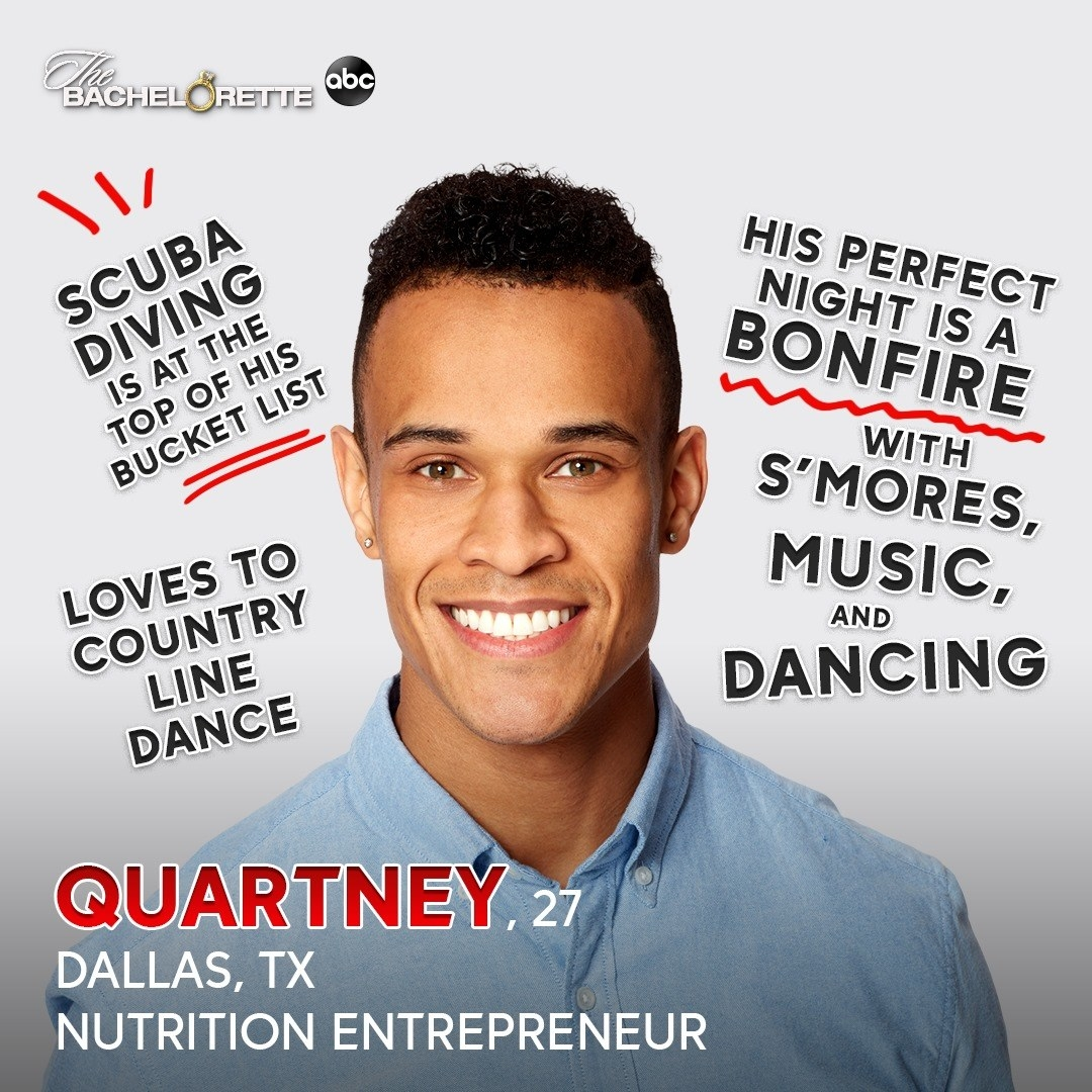 A nutrition entrepreneur who loves to country line dance and who wants to scuba dive one day