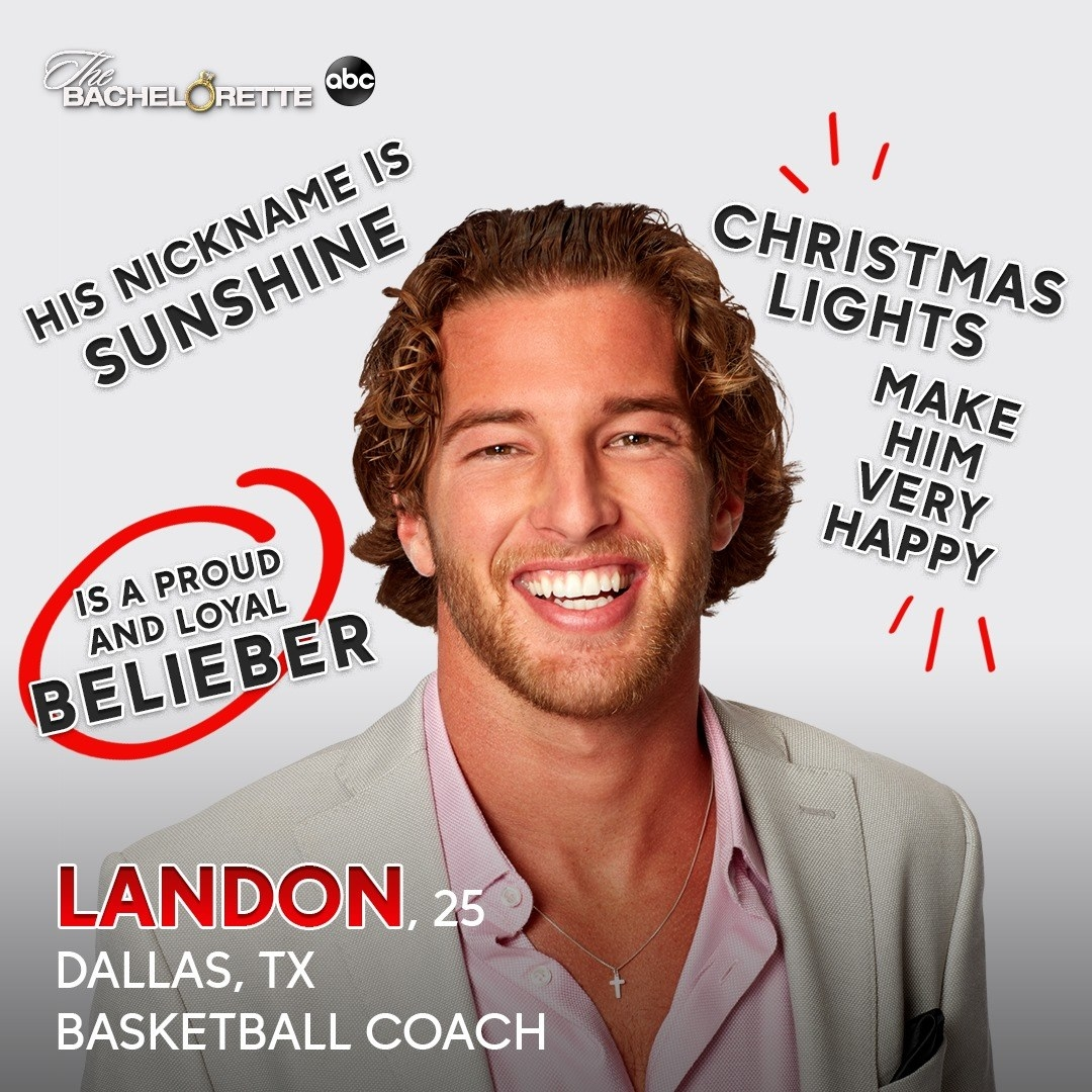 """A basketball coach who is a proud Belieber and whose nickname is """"Sunshine"""""""