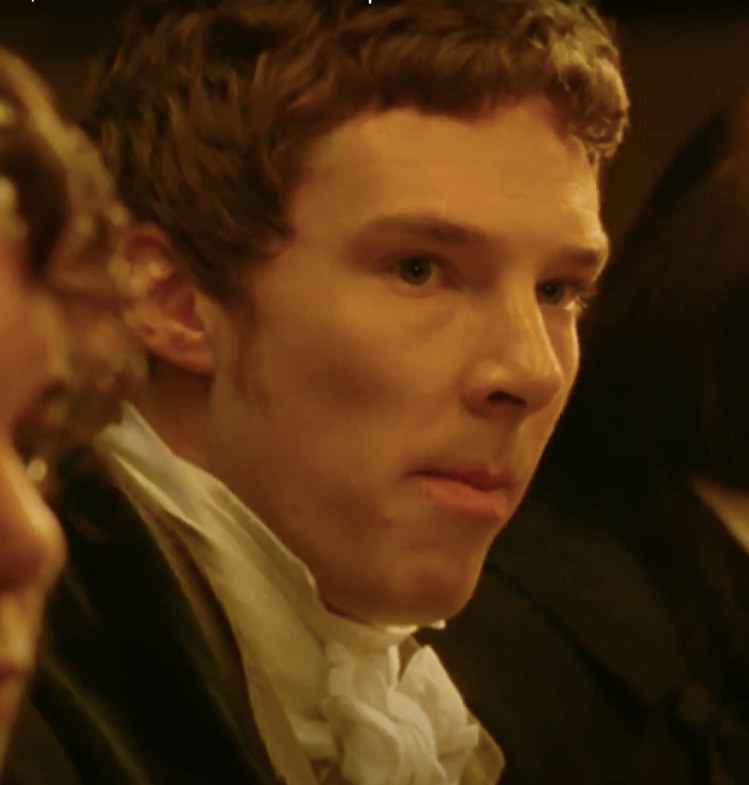 he played Edmund Talbot in the period piece