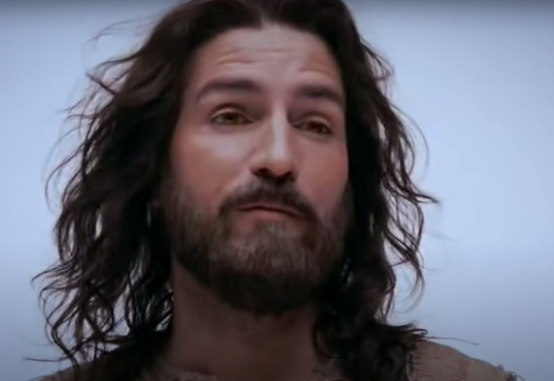 he played Jesus