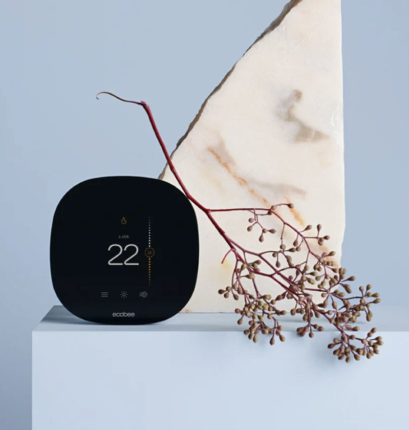 The ecobee smart thermostat