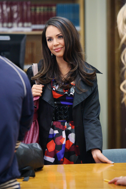 """Janel as Mona in """"Pretty Little Liars"""""""