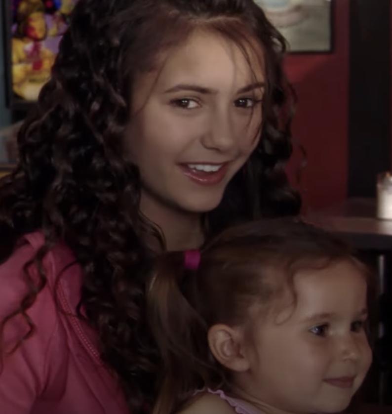 "Nina on ""Degrassi: The Next Generation"""