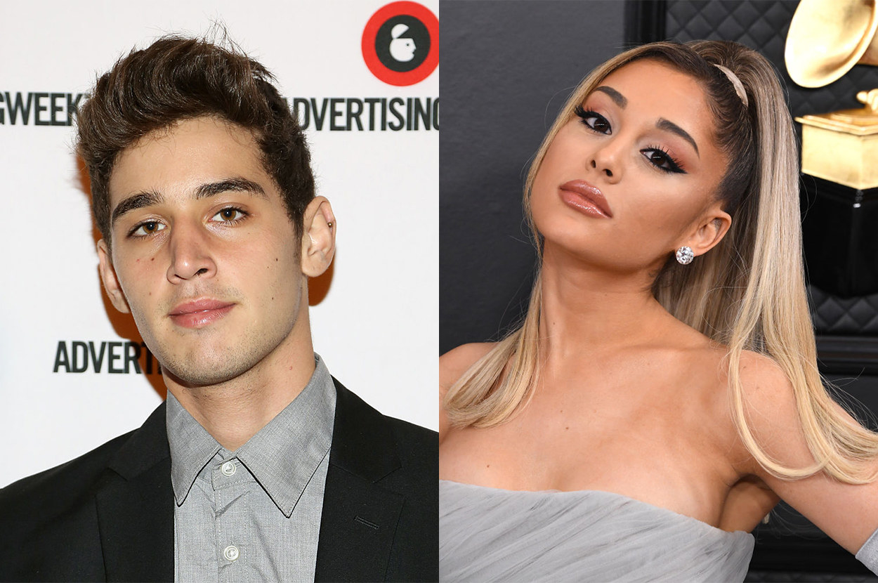 """YouTuber and """"Thank U Next"""" singer"""
