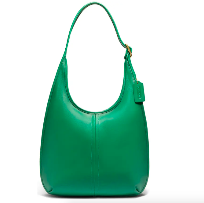 The Coach bag in green