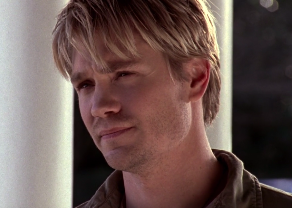 """Chad Michael Murray as Lucas on """"One Tree Hill"""""""