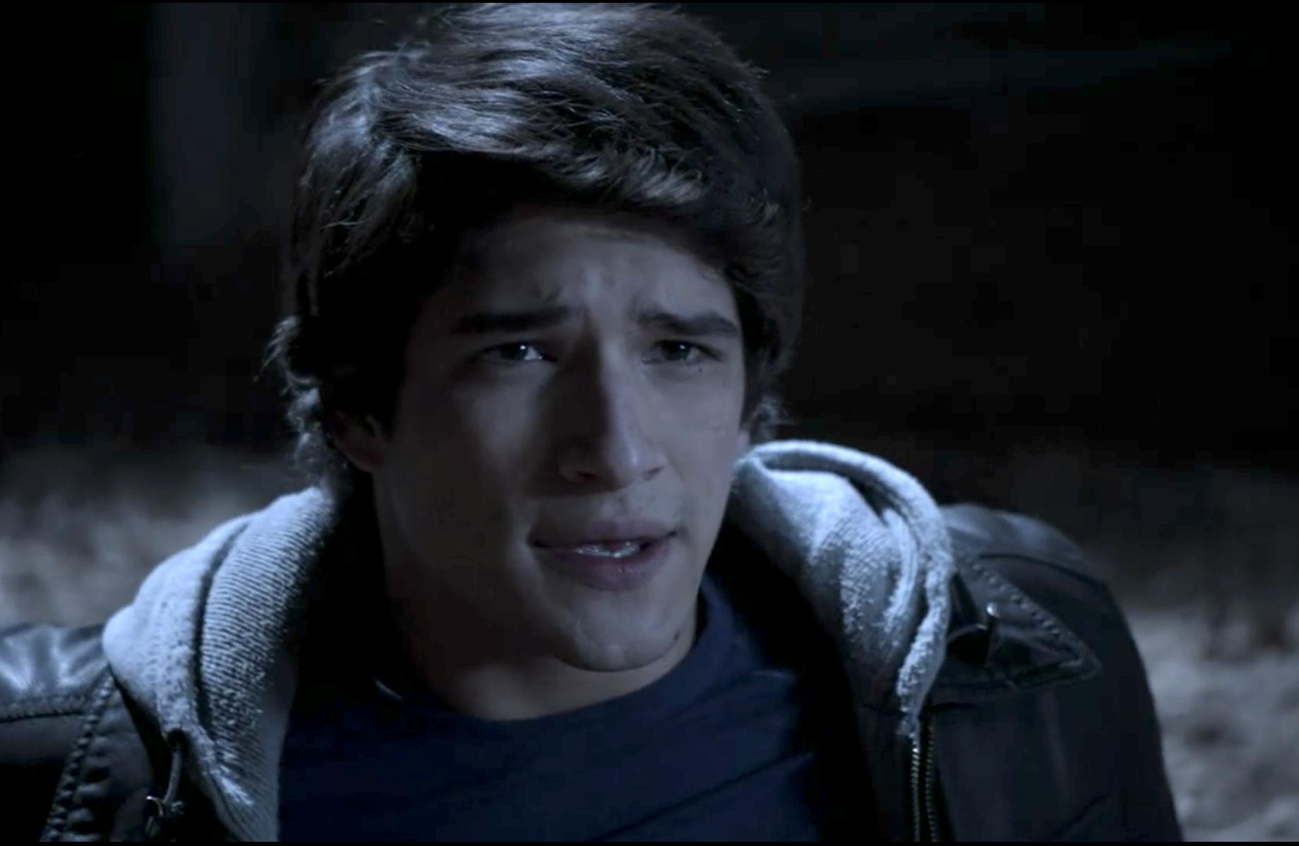 """Scott on """"Teen Wolf"""""""
