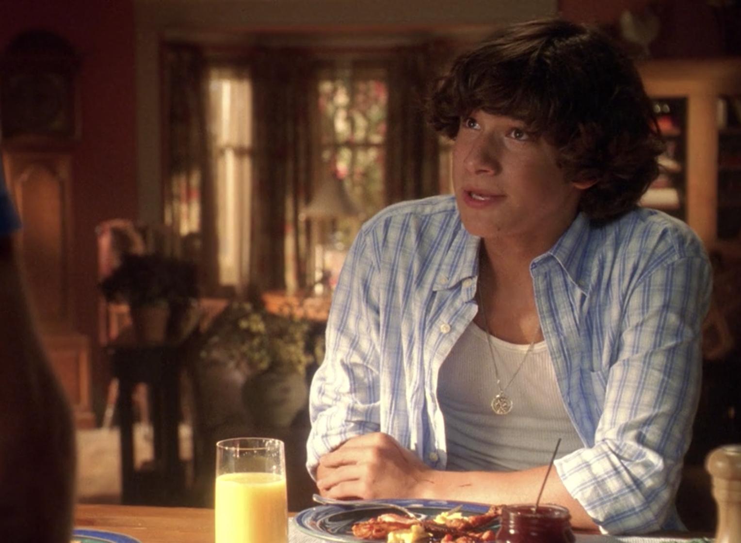 """Tyler on """"Smallville"""""""