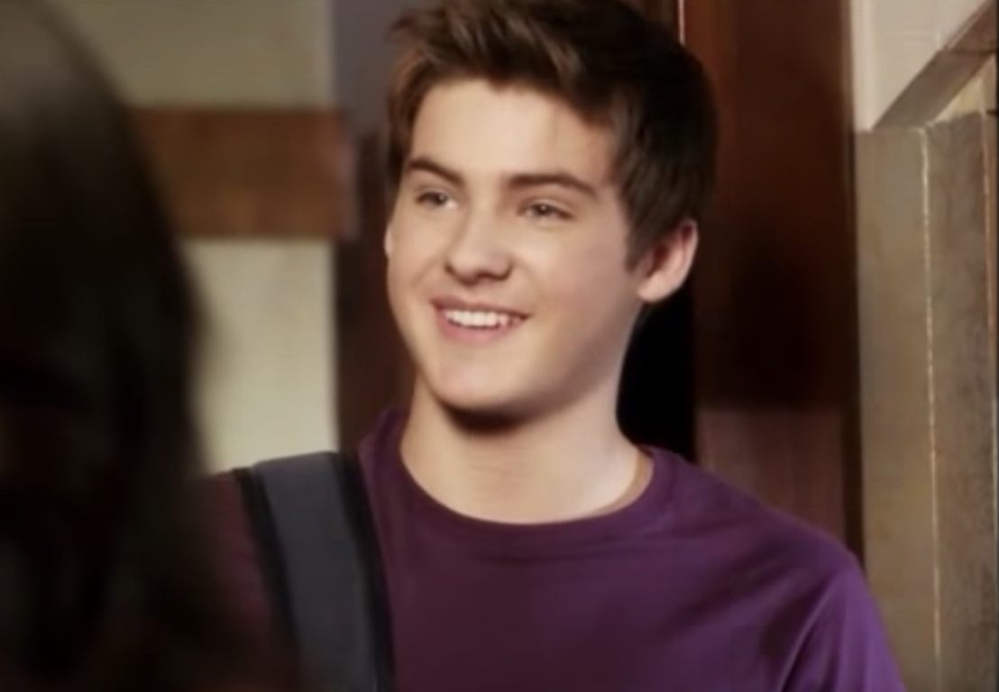"""Cody as Mike on """"Pretty Little Liars"""""""