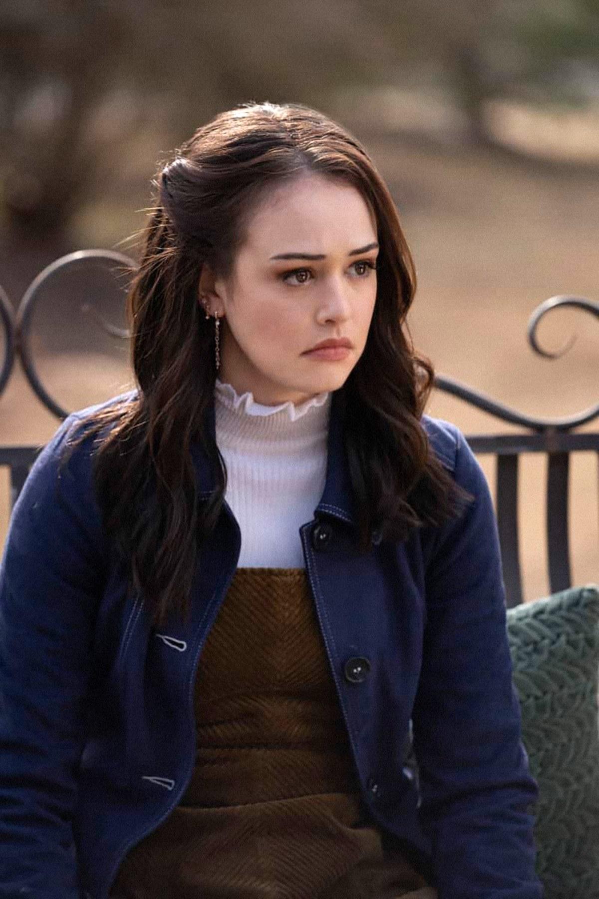 """Kaylee Bryant  as Josie on """"Legacies"""""""
