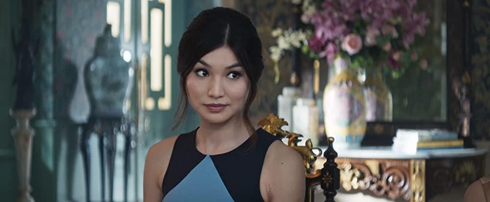 gemma chan in crazy rich asians