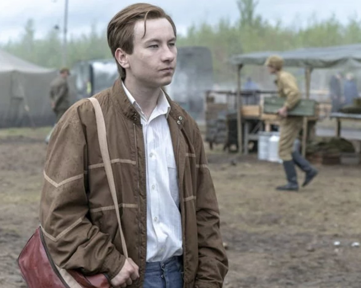 "Barry Keoghan in ""Chernobyl"""