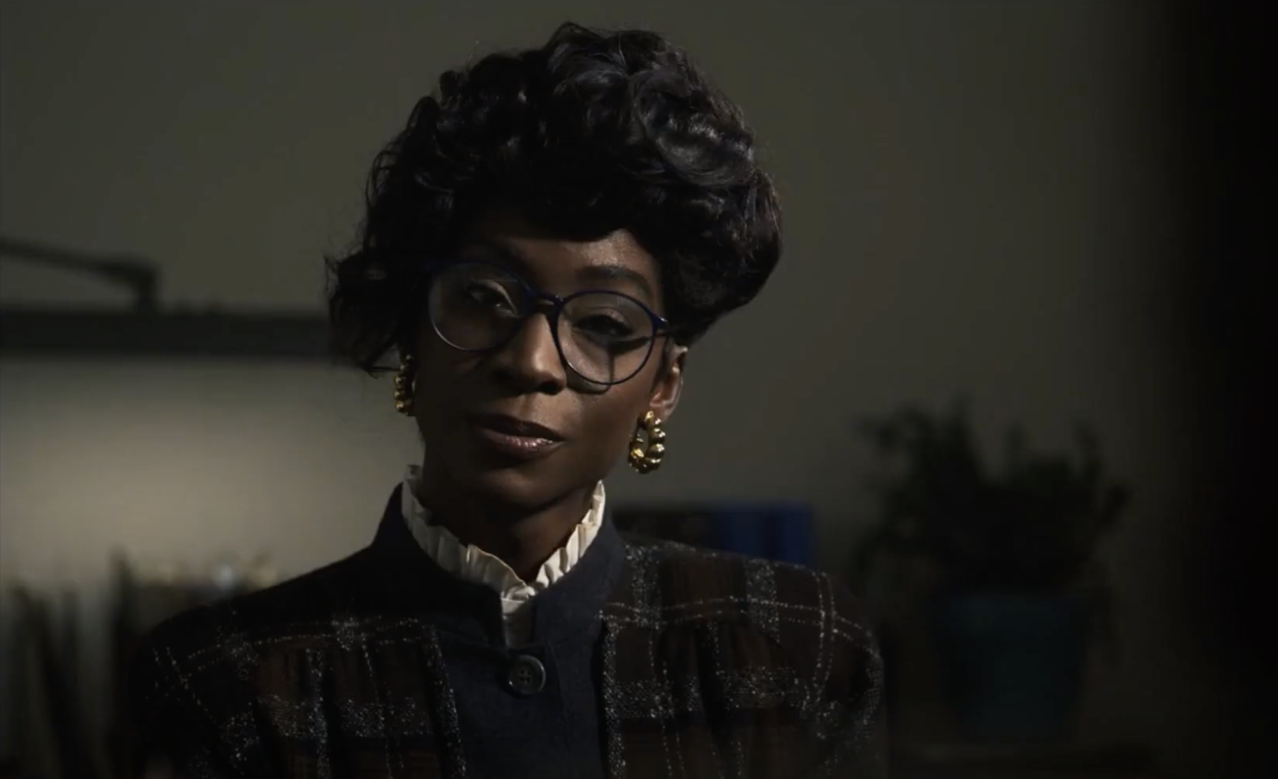 Angelica Ross as Donna Chambers in American Horror Story: 1984