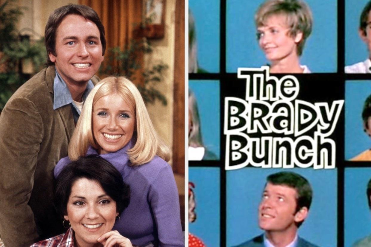 Three's Company and Brady Bunch