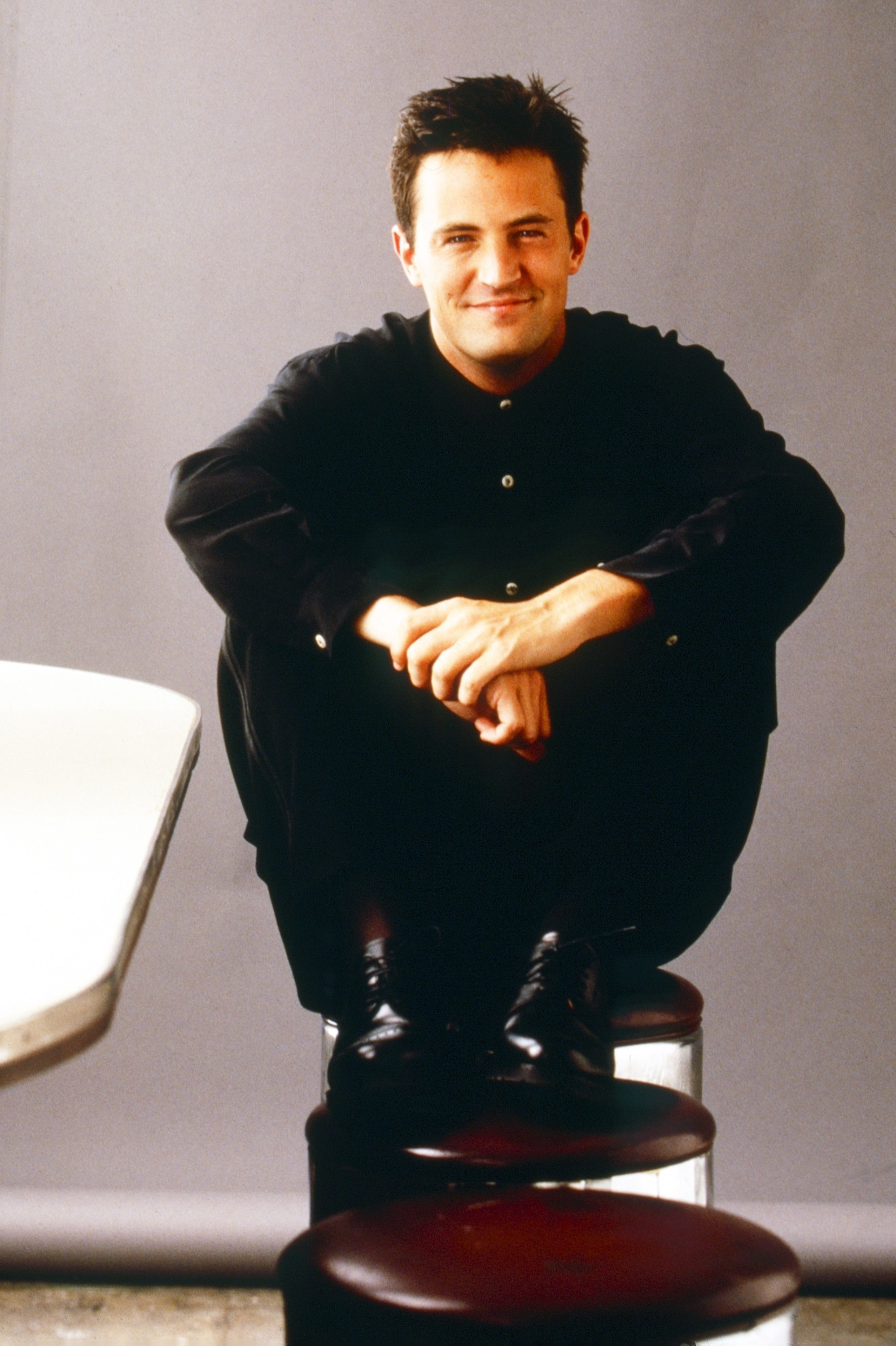 Perry in a promo photo for Friends