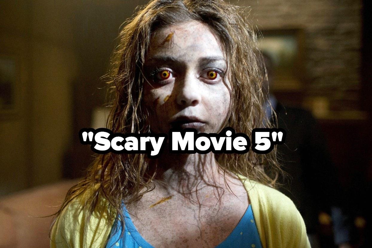 """Scary Movie 5"""