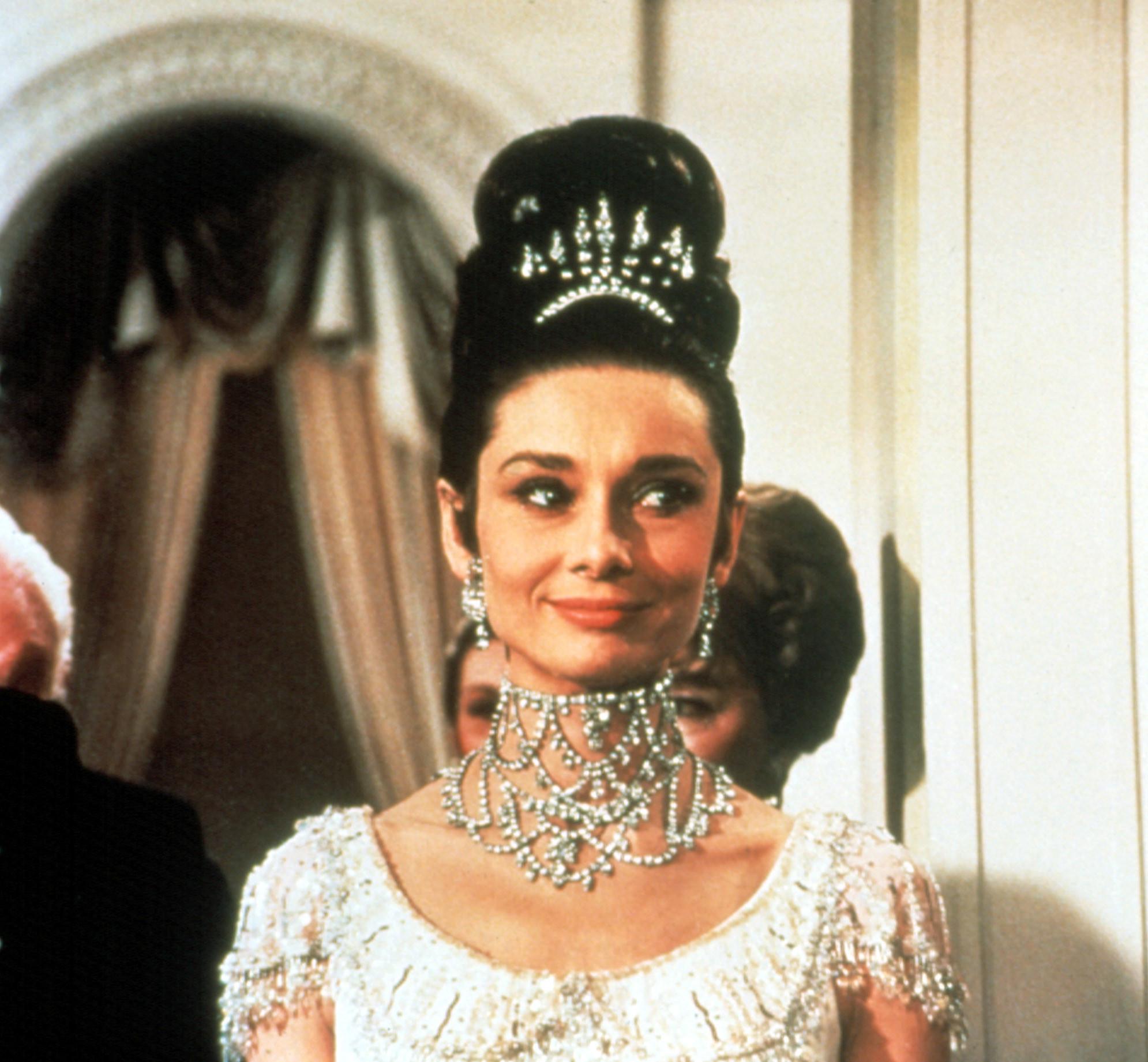audrey hepburn as eliza in my fair lady