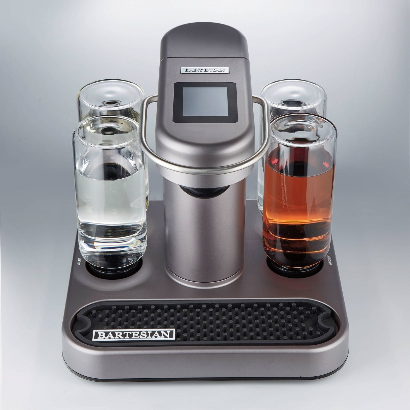 The cocktail dispensing machine