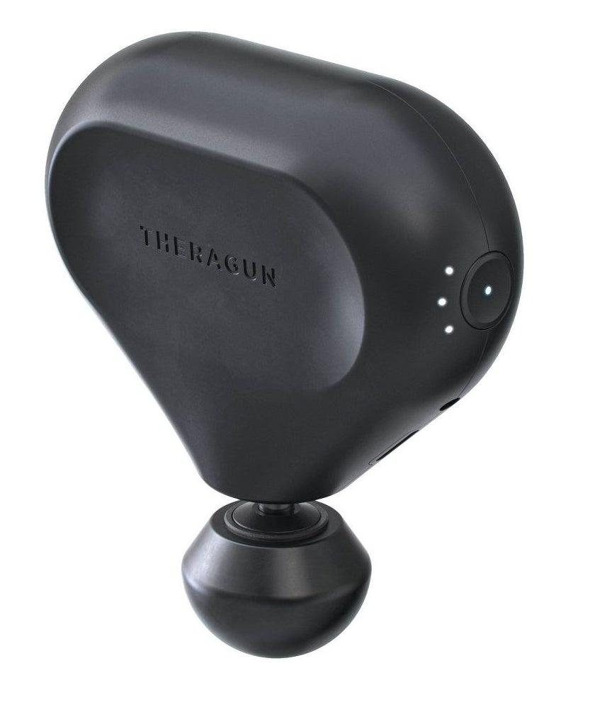 The pocket-sized mini Theragun