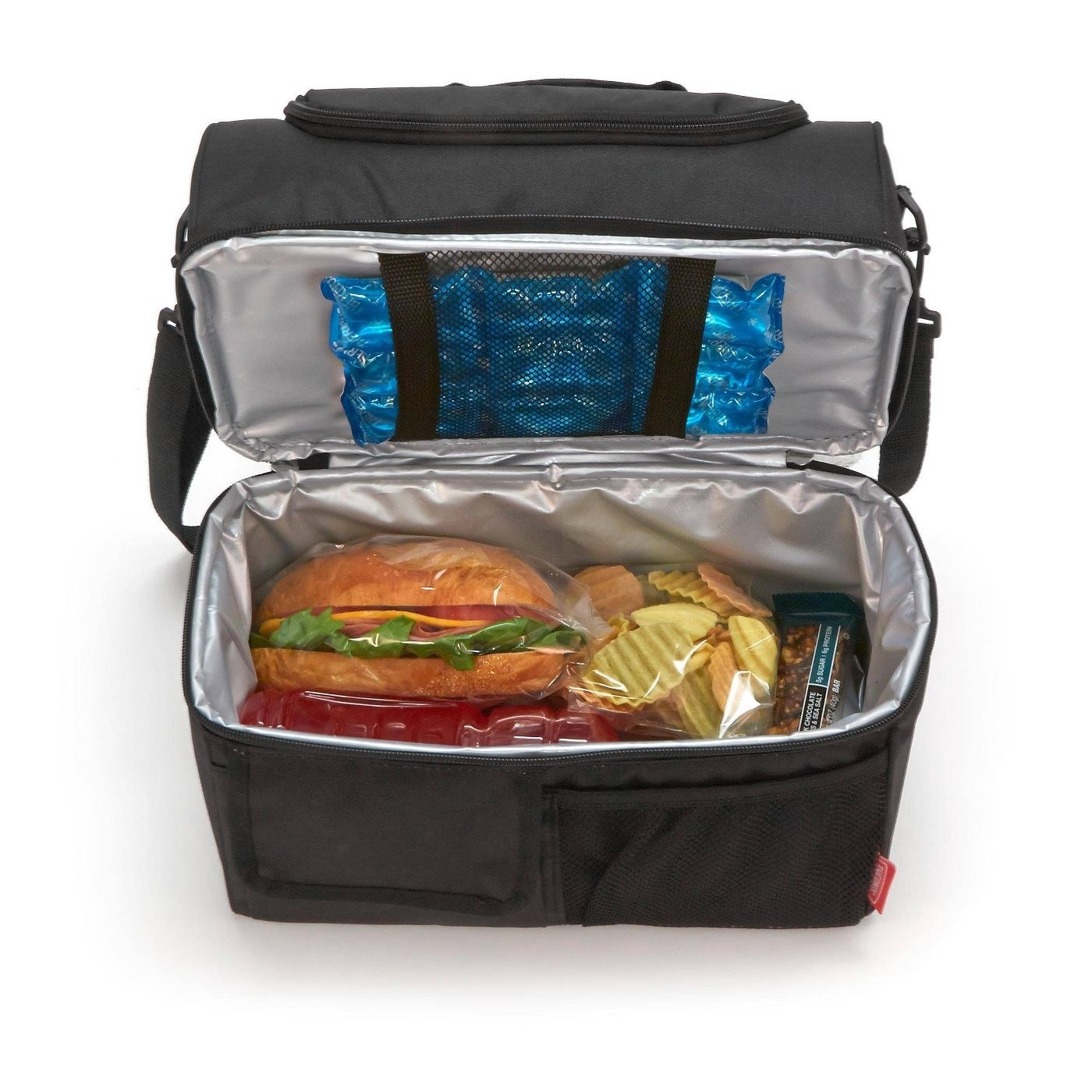 The thermos lunch lugger