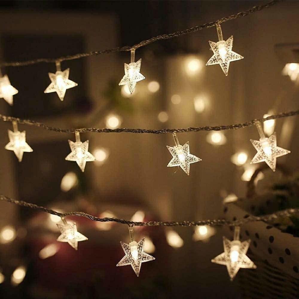Star-shaped lights