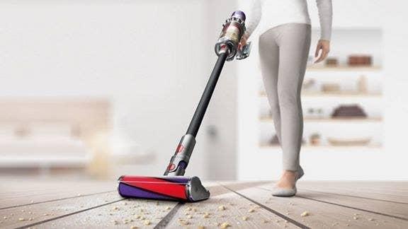 the stick vacuum