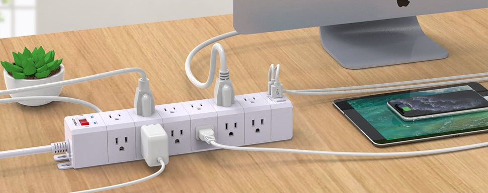 The power strip