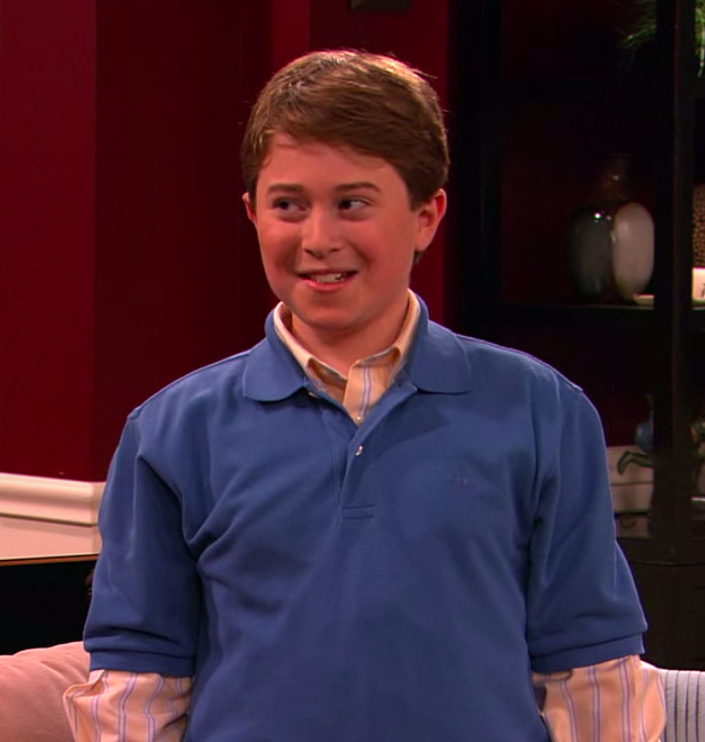 """Nevel was an enemy of the """"iCarly"""" gang"""