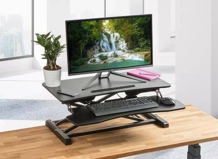 The desk converter