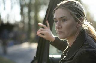 Kate Winslet as Mare Sheehan in Mare of Easttown