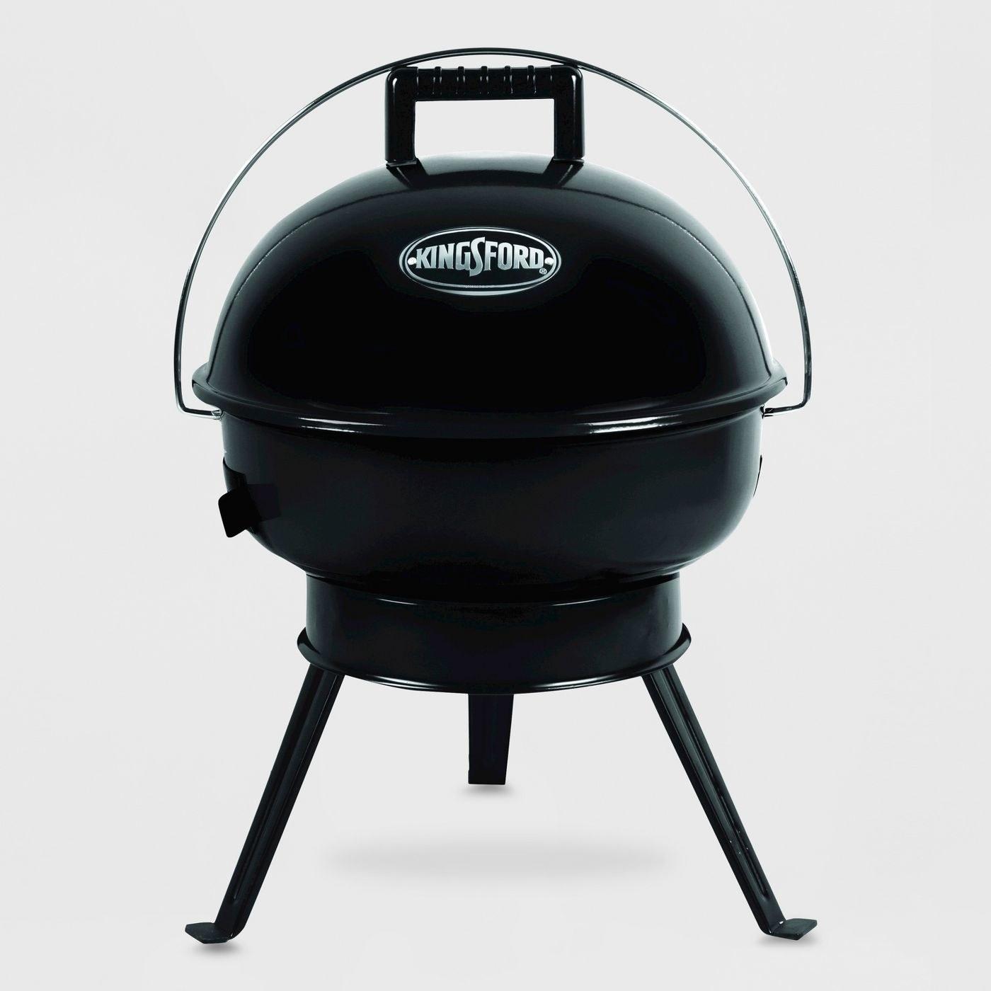 Black grill