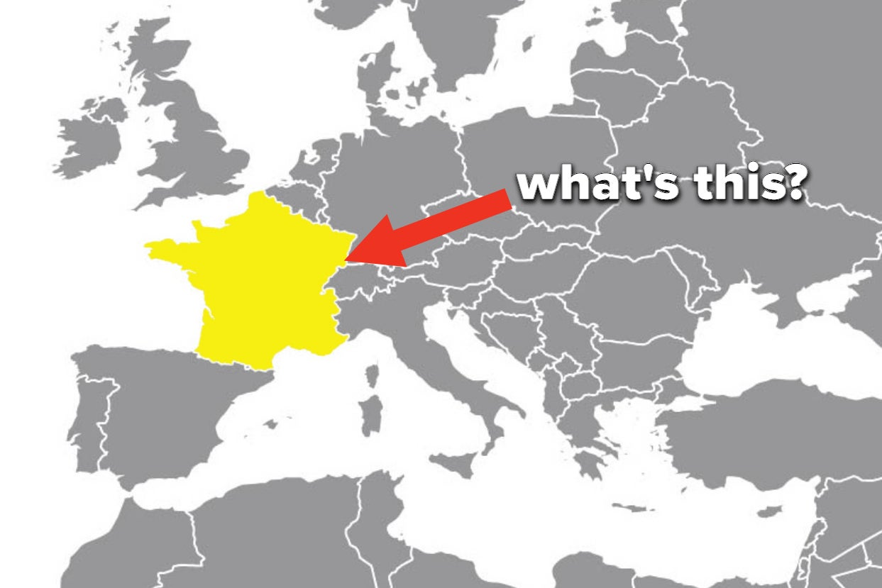 Only A Genius Can Complete This Sudden Death Geography Quiz