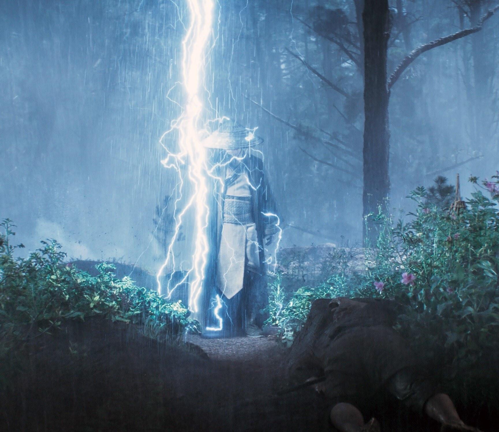 Tadanobu Asano in Mortal Kombat