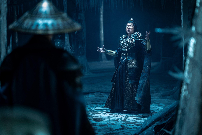Chin Han in Mortal Kombat