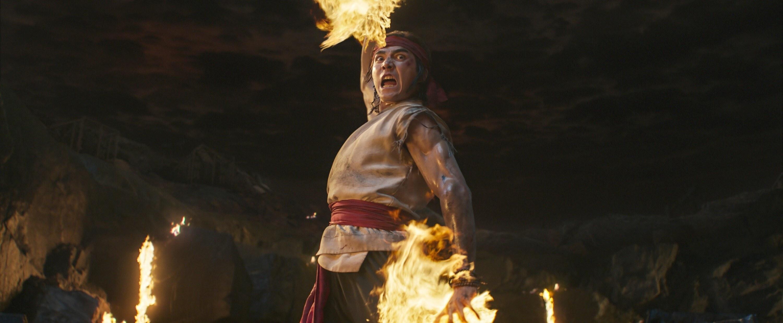Ludi Lin in Mortal Kombat