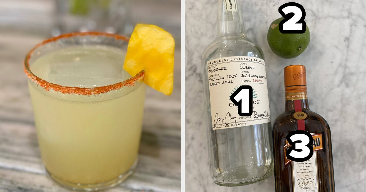 Here's My Absolute Favorite Margarita Recipe (No Fancy Skills Or Bar Tools Required)