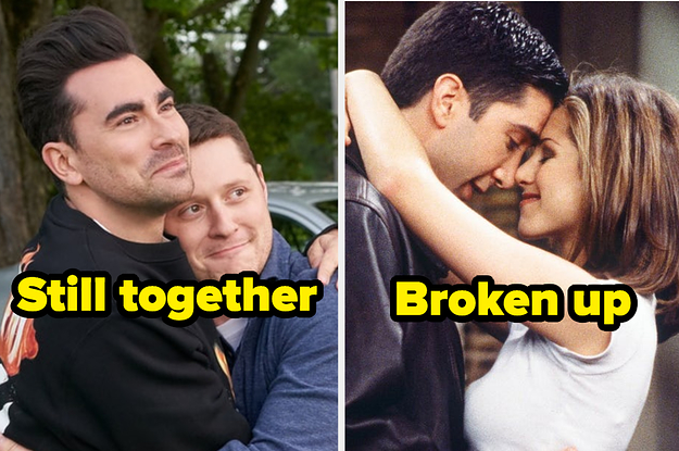 Here Are 19 Fictional TV Couples — Do You Think They've Broken Up Or Are Still Together?
