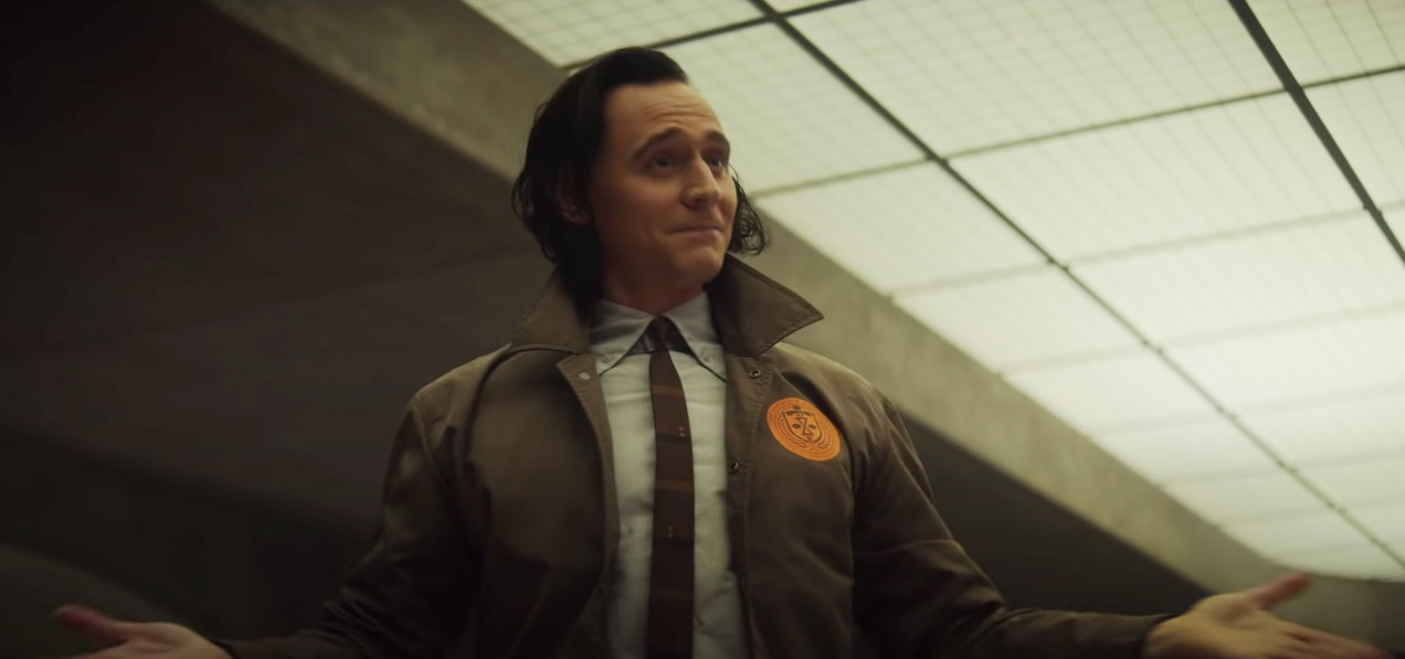 Loki takes on a new job in the trailer