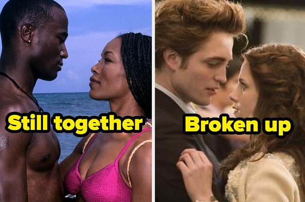Here Are 17 Movie Couples — Do You Think They're Still Together?
