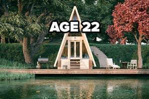 age 22